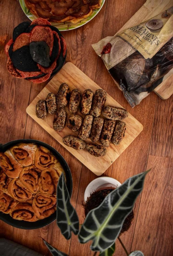 Recette brunch vegan : beignets auxlégumes