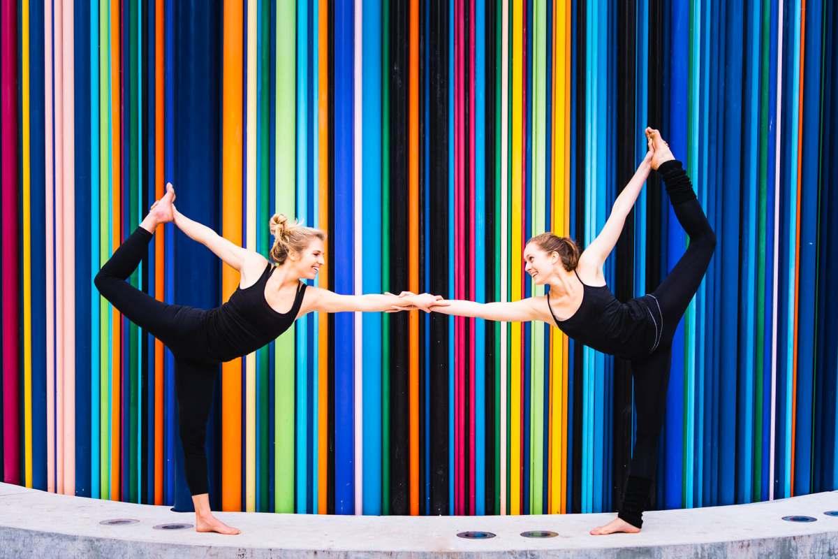 Best yoga studios inParis